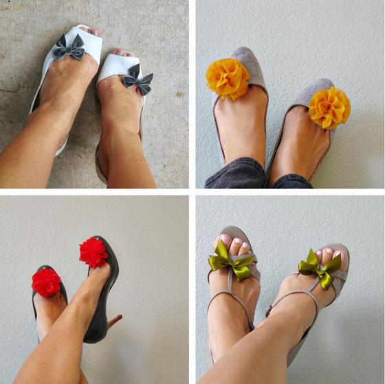 Topánky - Ak sa mi nepodari zohnat pekne topanky, tak pouvazujem nad ich skraslenim. :-)