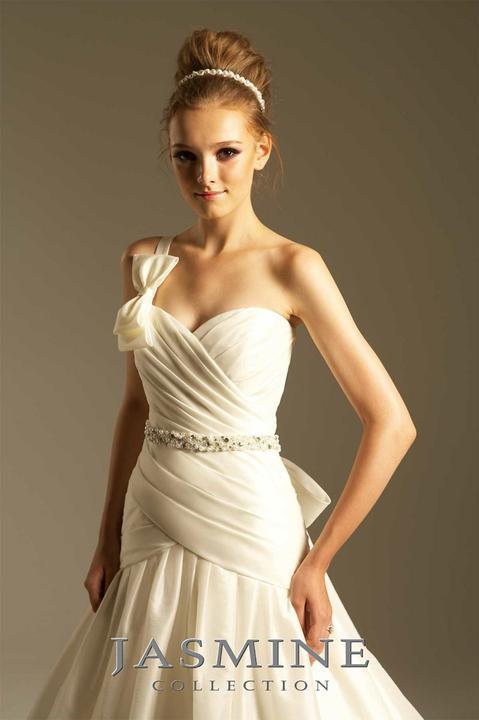 Šaty - 5.2. skusane. Jasmine Collection Style Number: F407