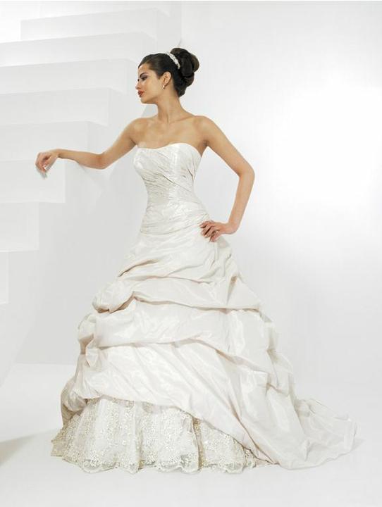 Šaty - ALLURE BRIDALS 8534. 5.2. skúšané.