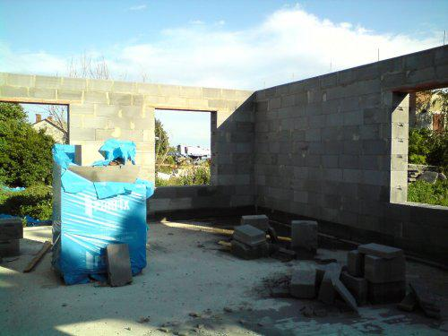 Upravený Bungalow 69 - 09.07.2009 - obývačka