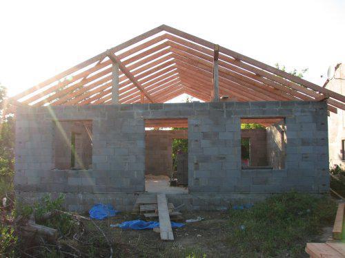 Upravený Bungalow 69 - 06.08.2009 - vchod na terasu