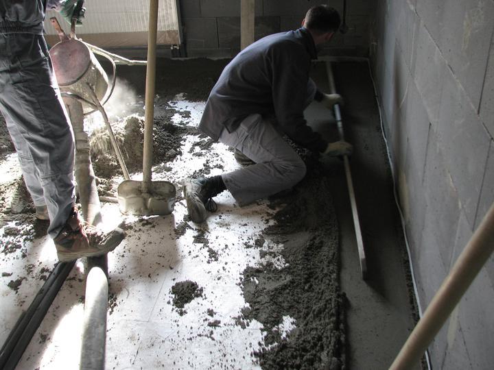Upravený Bungalow 69 - 4.4.2011 - spalna