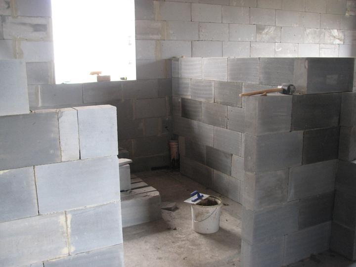Upravený Bungalow 69 - 10.04.2010 - Kúpeľňa