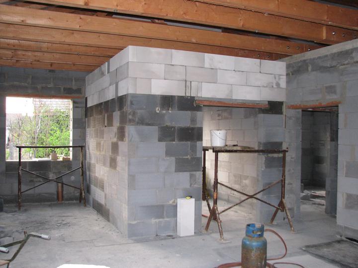 Upravený Bungalow 69 - 11.04.2010 - Chodba (pohľad z obývačky)