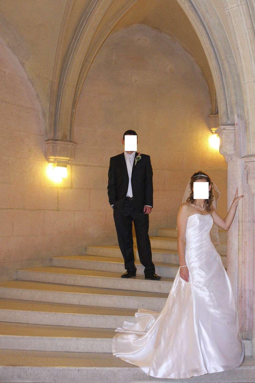 Svadobné šaty La Sposa Fiesta  - Obrázok č. 4