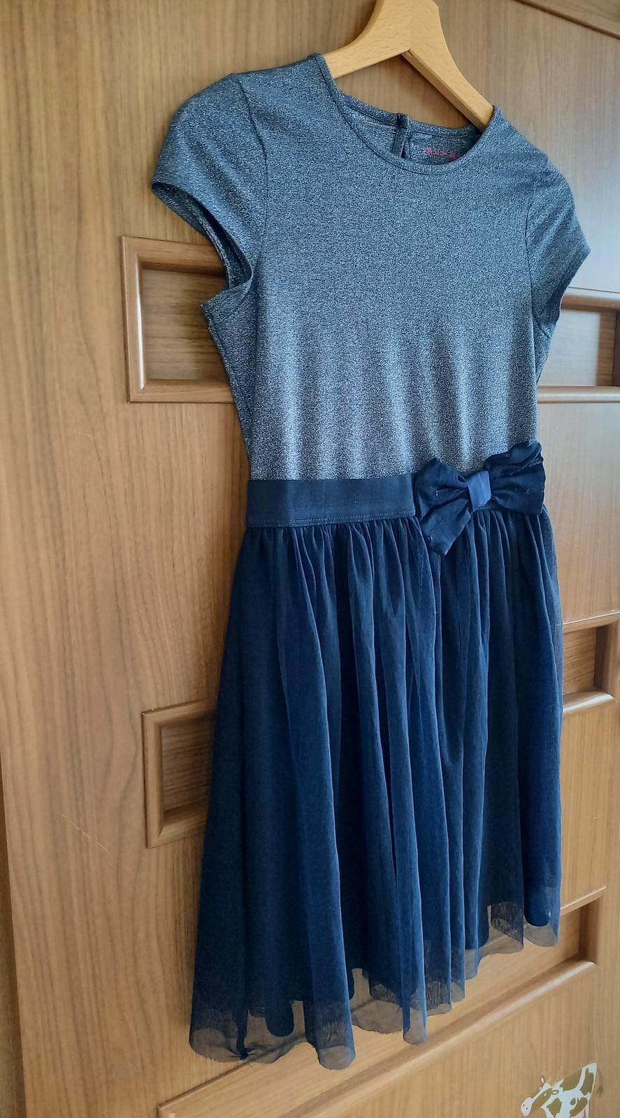 Slávnostné tylové šaty - Obrázok č. 3