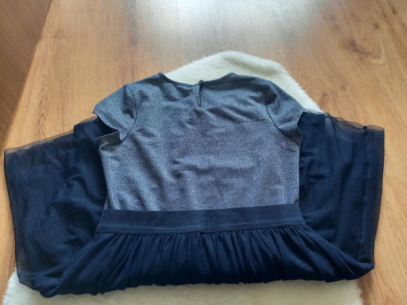 Slávnostné tylové šaty - Obrázok č. 4