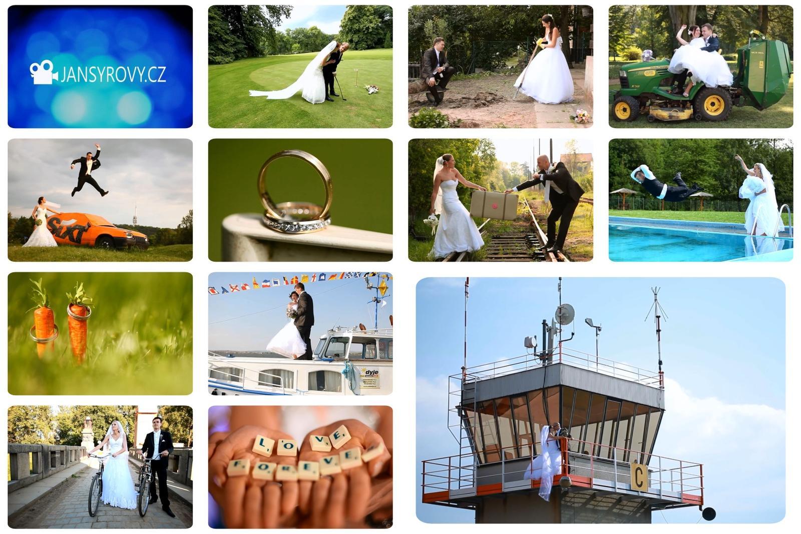 Svatební sezona 2014 se rozjíždí - Obrázek č. 1