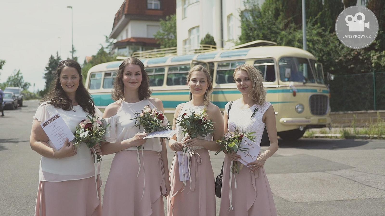 jansyrovy - Gang nevěsty...