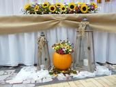 Komplet svadobná výzdoba.,
