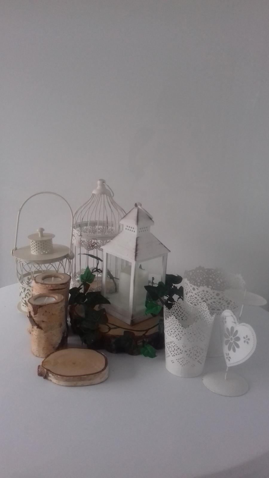 Prenájom svietnikov a váz. - Obrázok č. 2