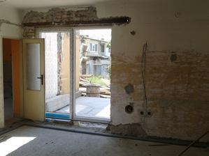 nové terasové dvere