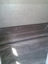 príprava pre pokladanie podlahového kúrenia