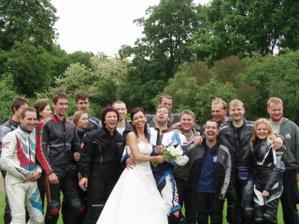 svatebčané trochu jinak :o)