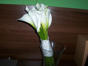 ..svadobná kytica po týždni...:))