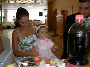 ..a mali sme aj malú princeznú...:)