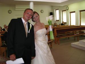 ..a už sme manželia...:)