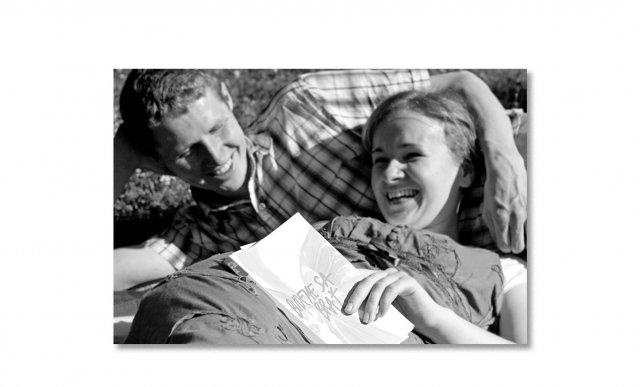 Daniela a Ján - oznamenie-predna strana