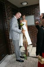 první svatební dary :o)) co s tím budeme dělat ??? :o))