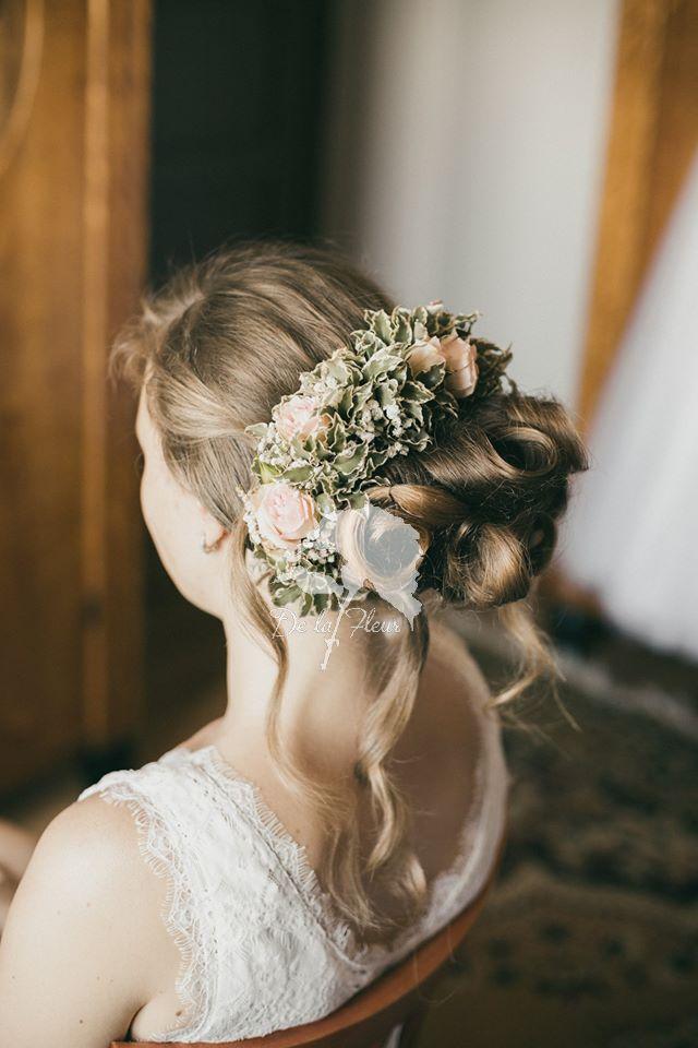 Květiny do vlasů... - Obrázek č. 2