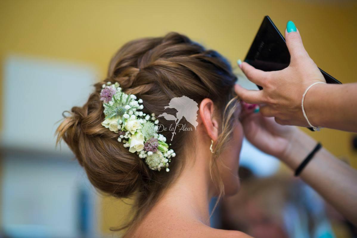 Květiny do vlasů... - Obrázek č. 4