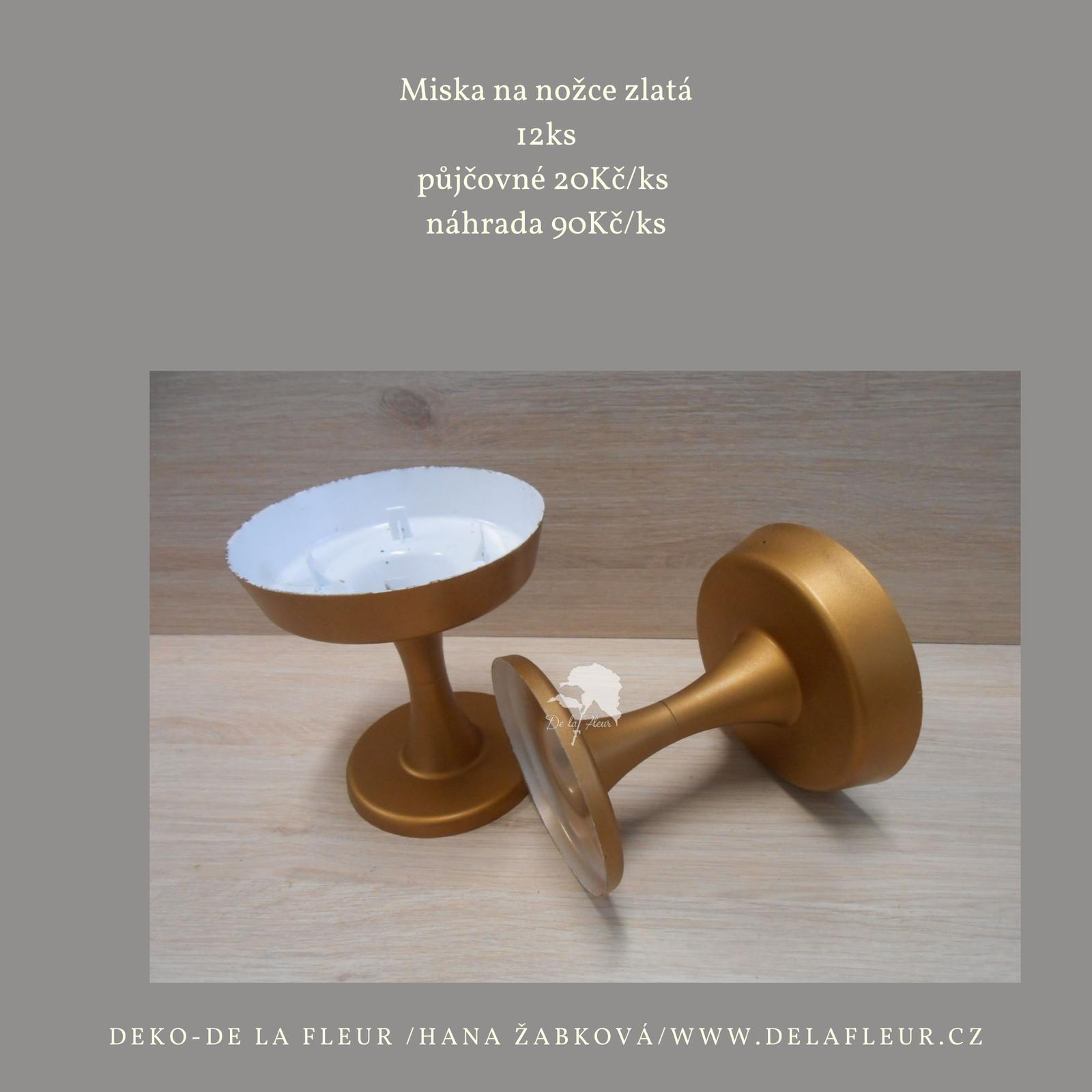 Deko-De la Fleur půjčovna dekorací - Obrázek č. 22