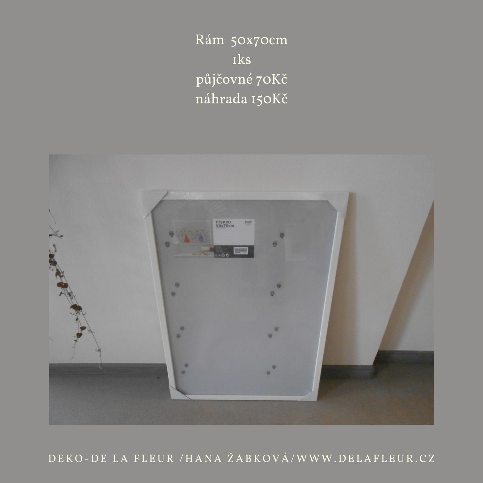 Deko-De la Fleur půjčovna dekorací - Obrázek č. 28