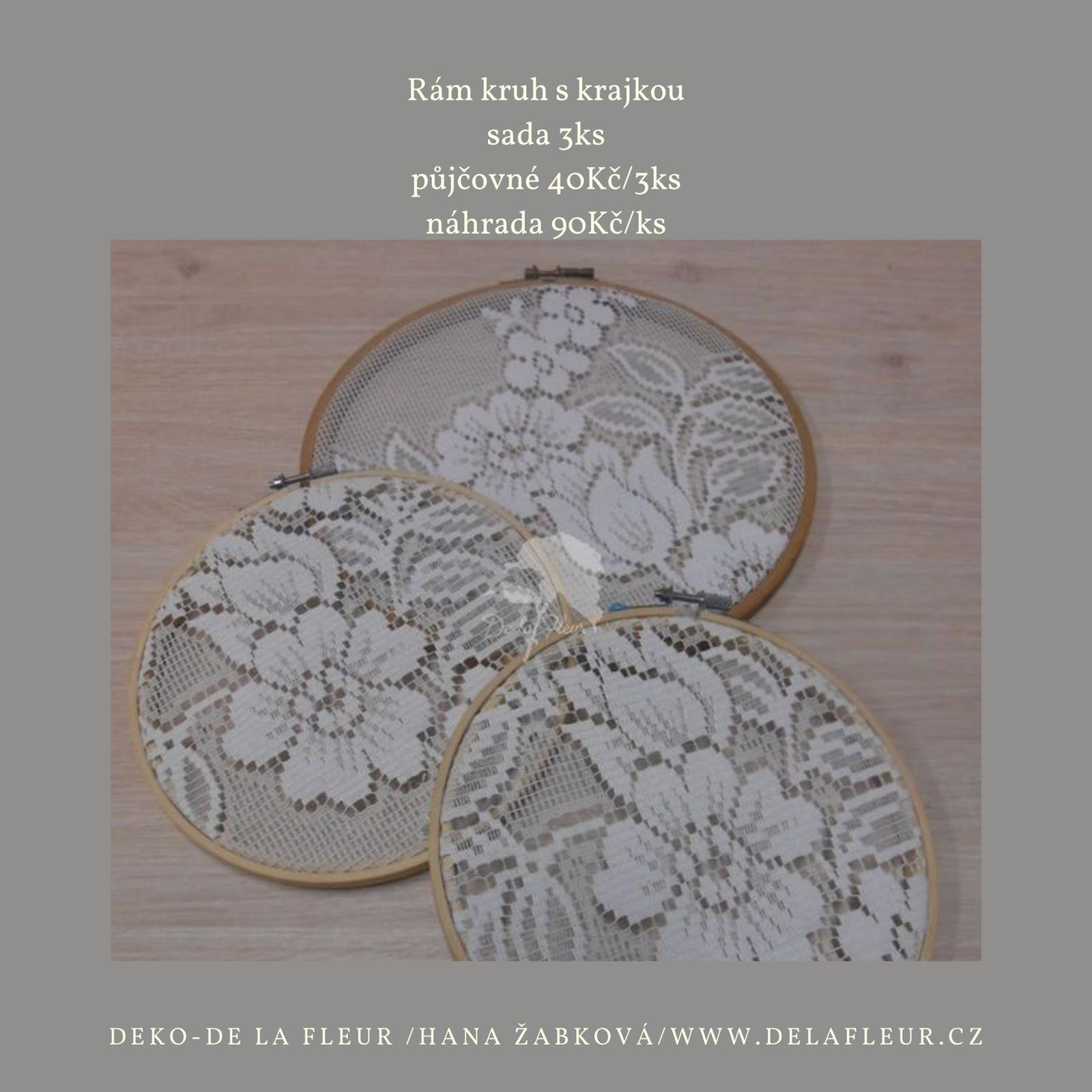 Deko-De la Fleur půjčovna dekorací - Obrázek č. 30