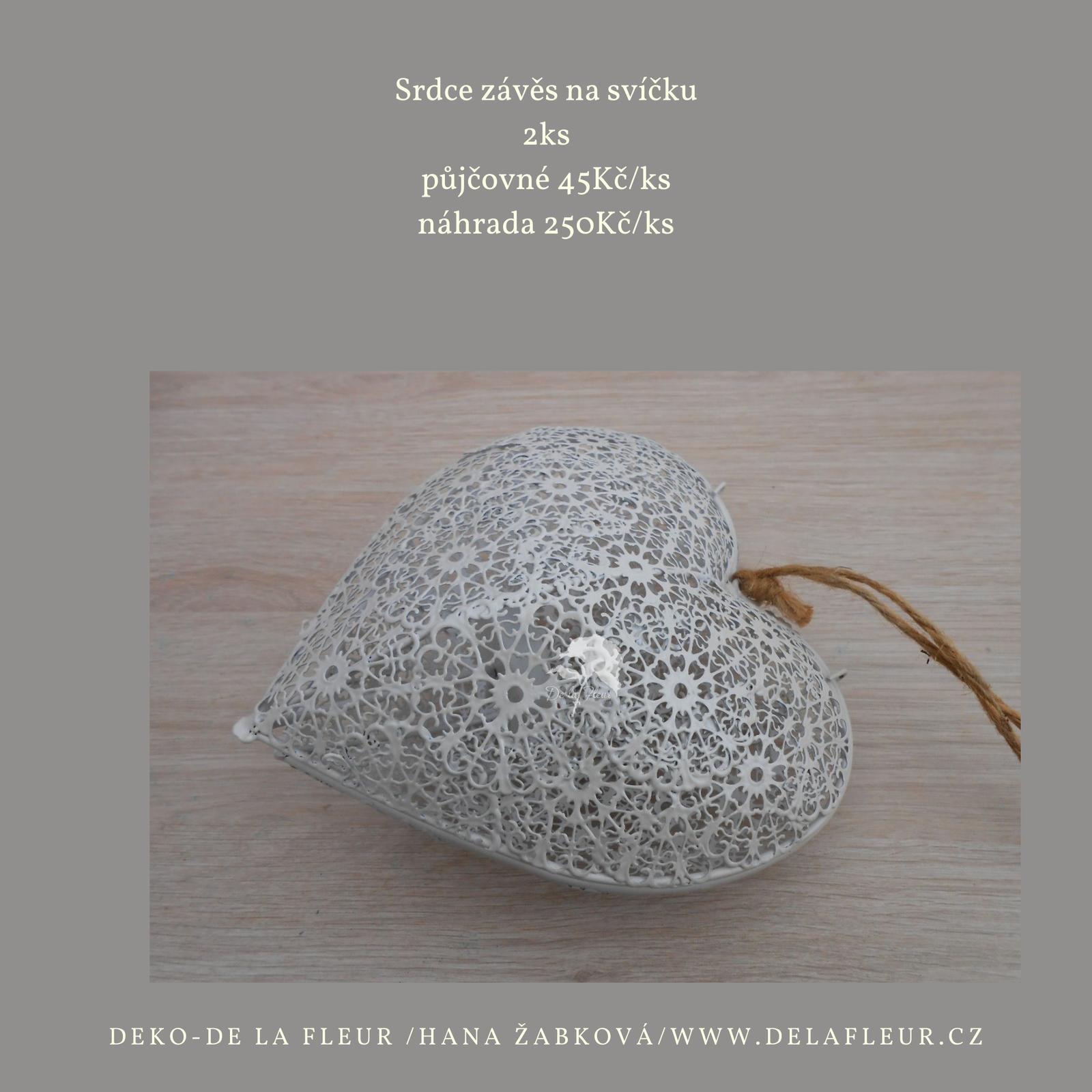 Deko-De la Fleur půjčovna dekorací - Obrázek č. 39