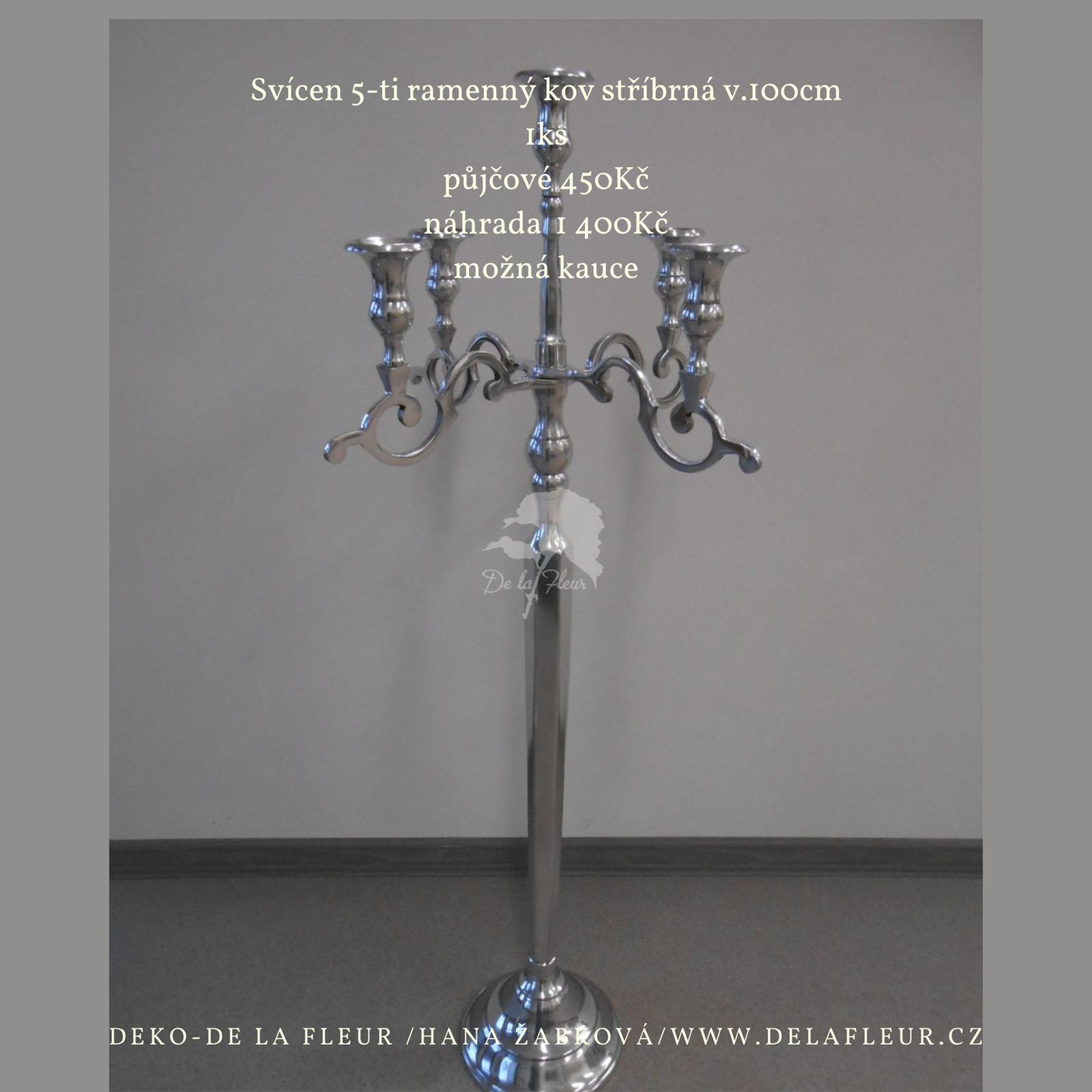 Deko-De la Fleur půjčovna dekorací - Obrázek č. 45
