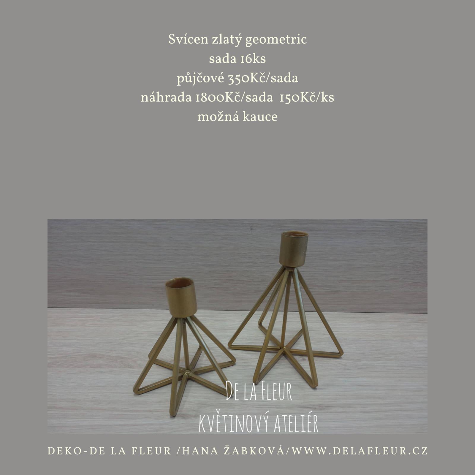 Deko-De la Fleur půjčovna dekorací - Obrázek č. 47