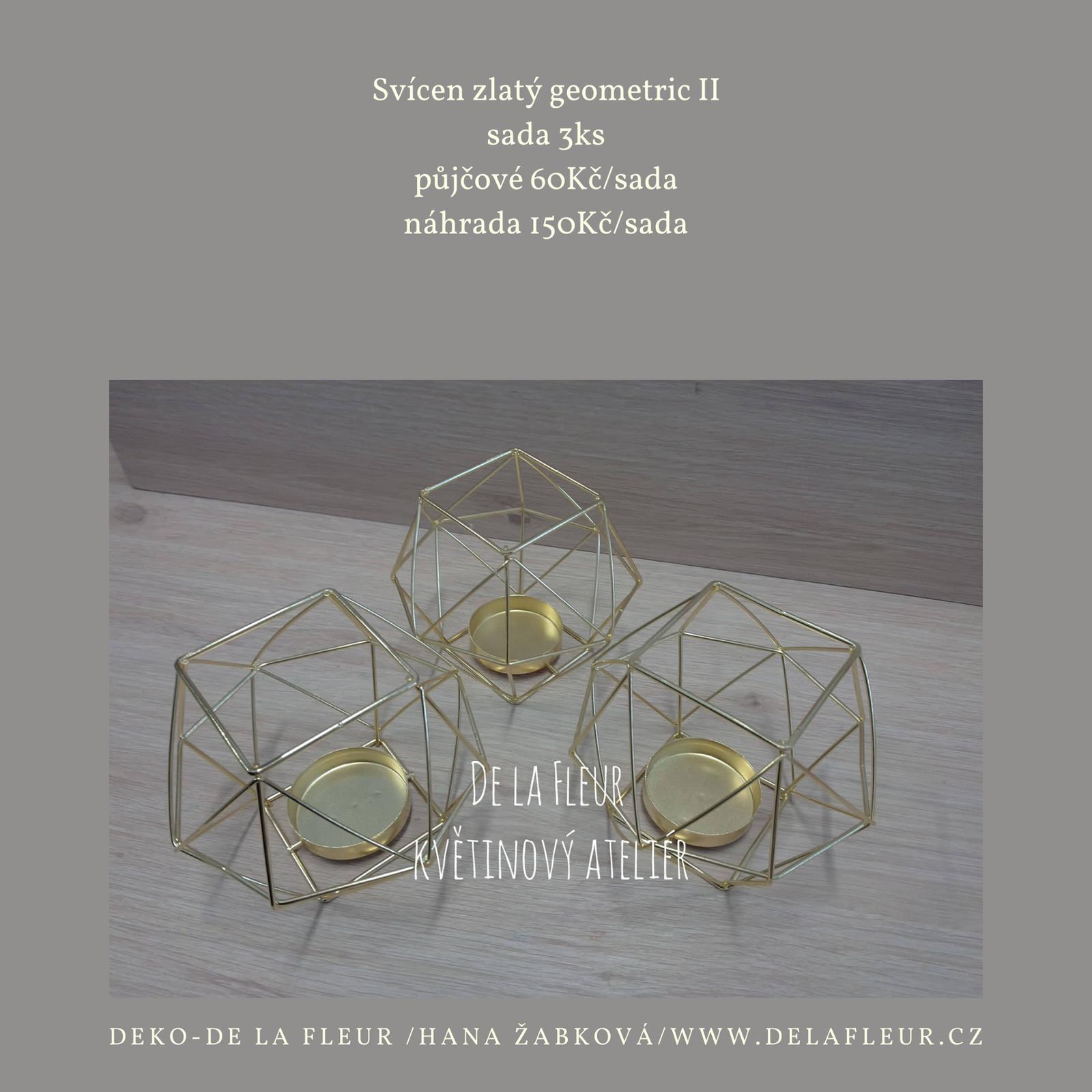 Deko-De la Fleur půjčovna dekorací - Obrázek č. 48