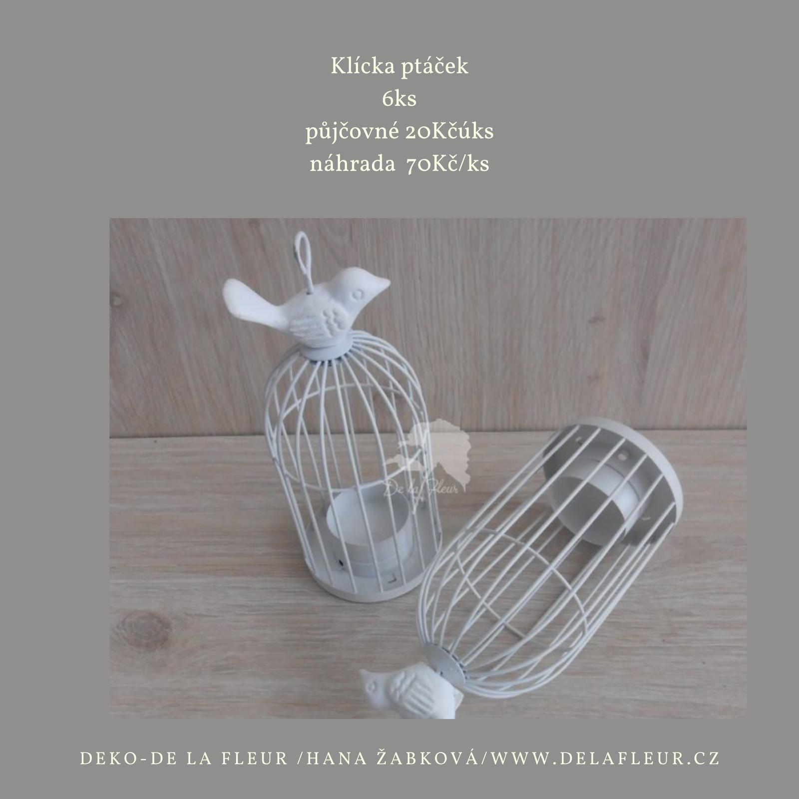 Deko-De la Fleur půjčovna dekorací - Obrázek č. 51