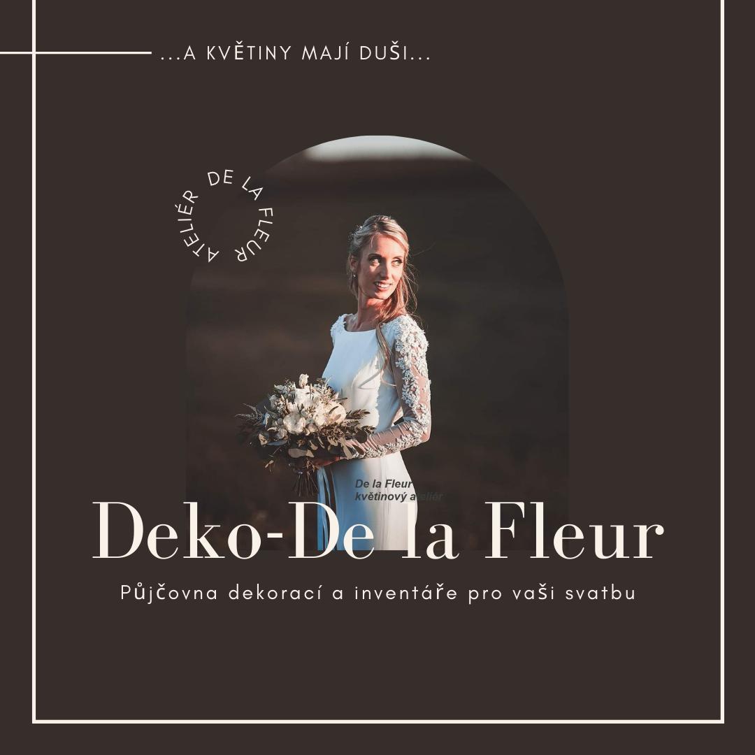 Deko-De la Fleur půjčovna dekorací - Obrázek č. 60