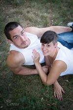 a my po 8 letech spolu a 5let po svatbě :-)