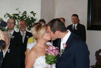 první od manžela :-)