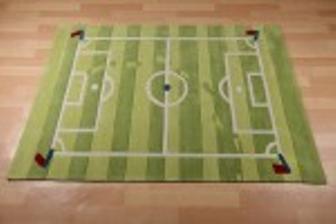 Krásny chalanský koberec