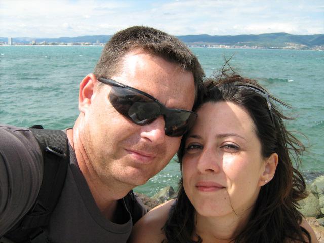 Zuzana Nosianová{{_AND_}}Jozef Števík - no, a naša svadobná cesta, bolo super....