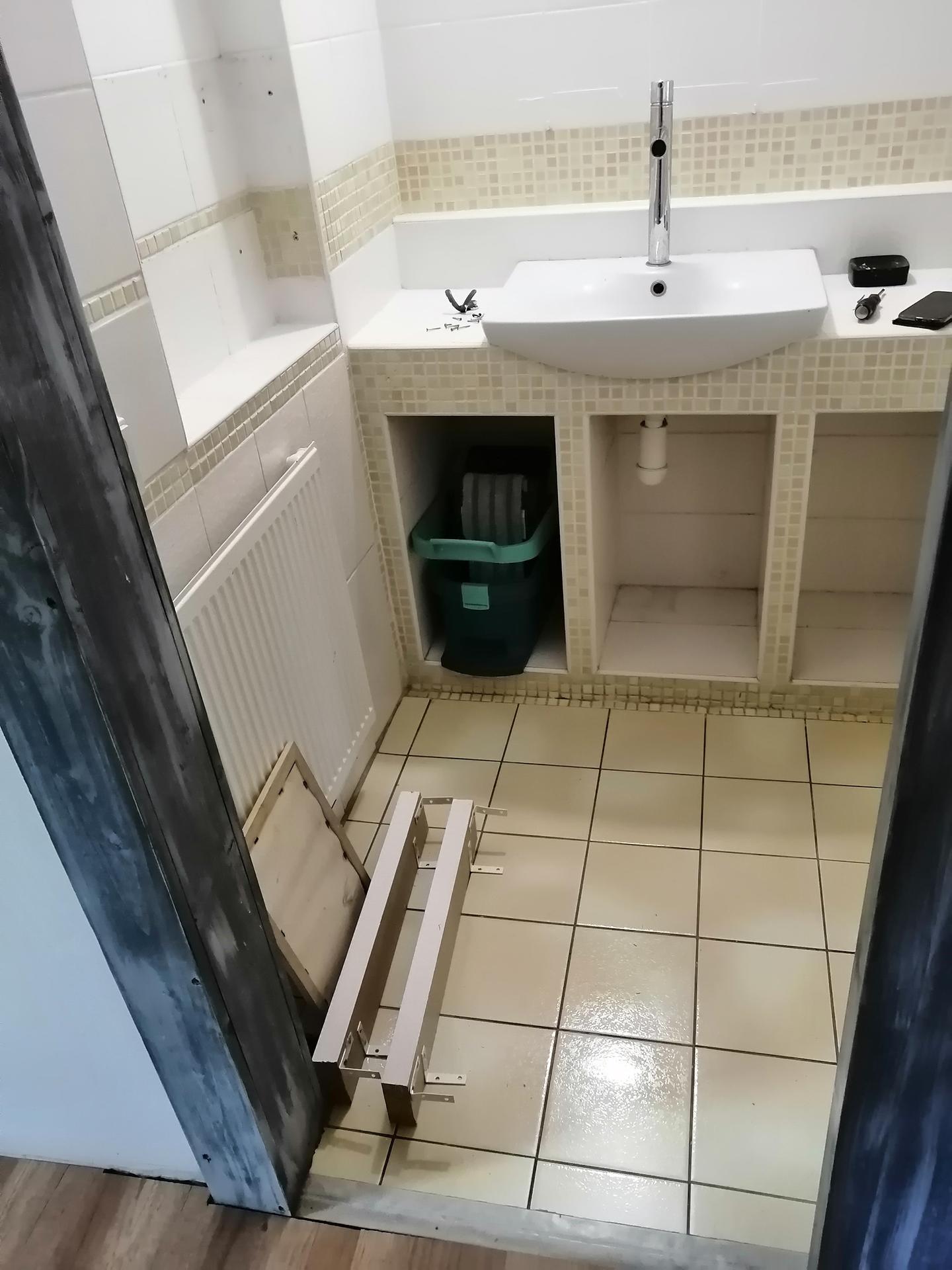 Rekonstrukce koupelny - Obrázek č. 4