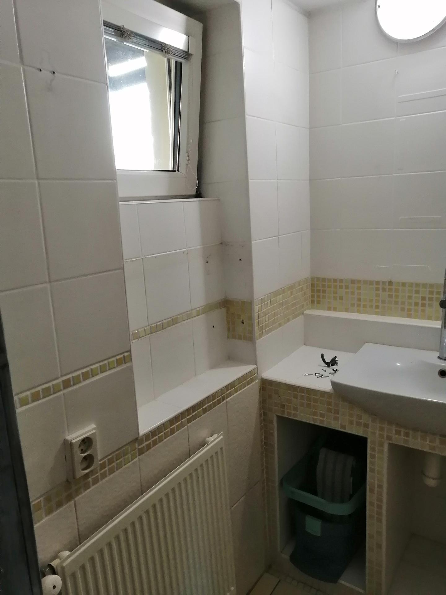 Rekonstrukce koupelny - Obrázek č. 6