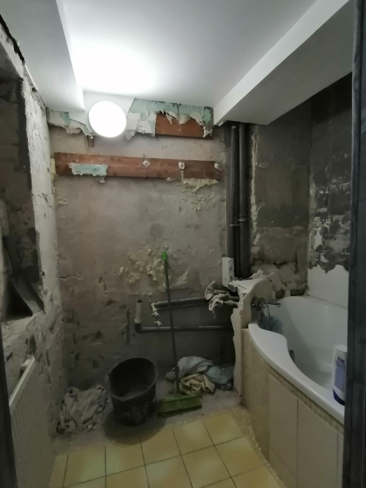 Rekonstrukce koupelny - Obrázek č. 8