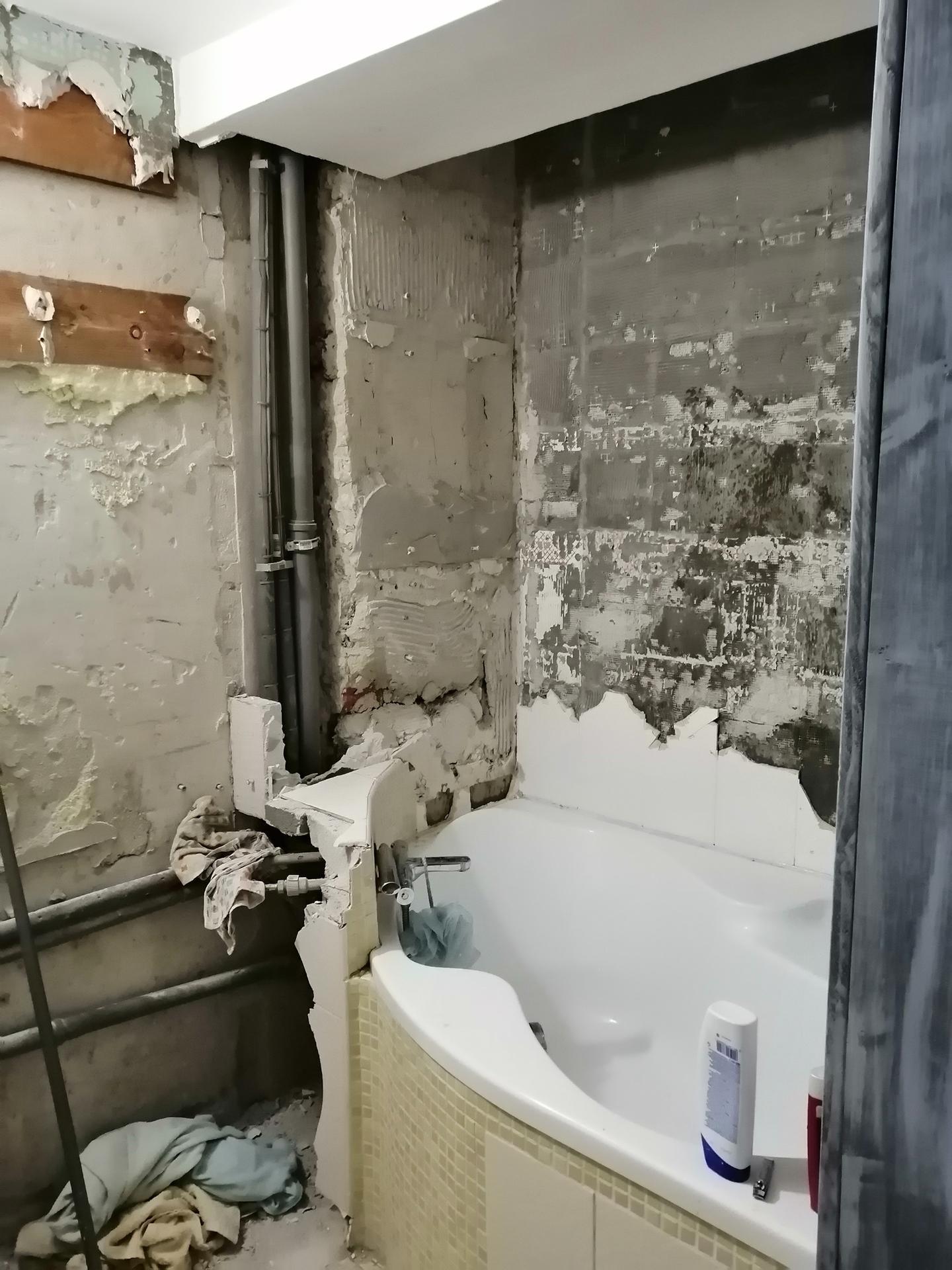 Rekonstrukce koupelny - Obrázek č. 7