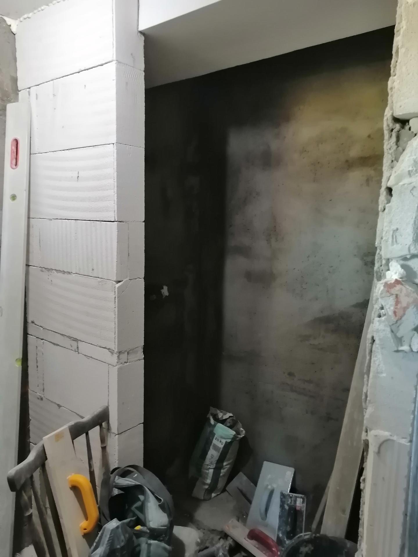 Rekonstrukce koupelny - Obrázek č. 10