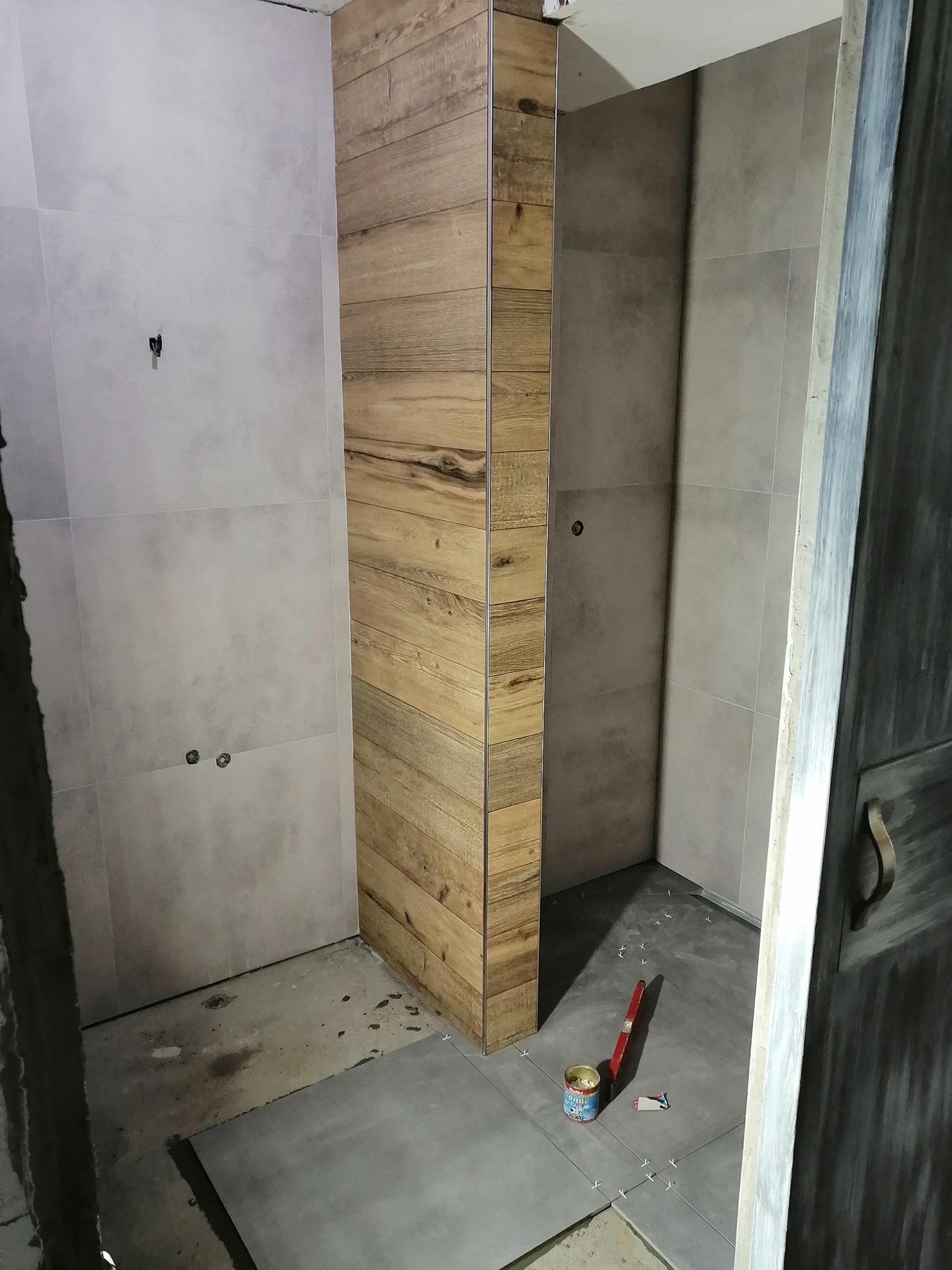 Rekonstrukce koupelny - Obrázek č. 13