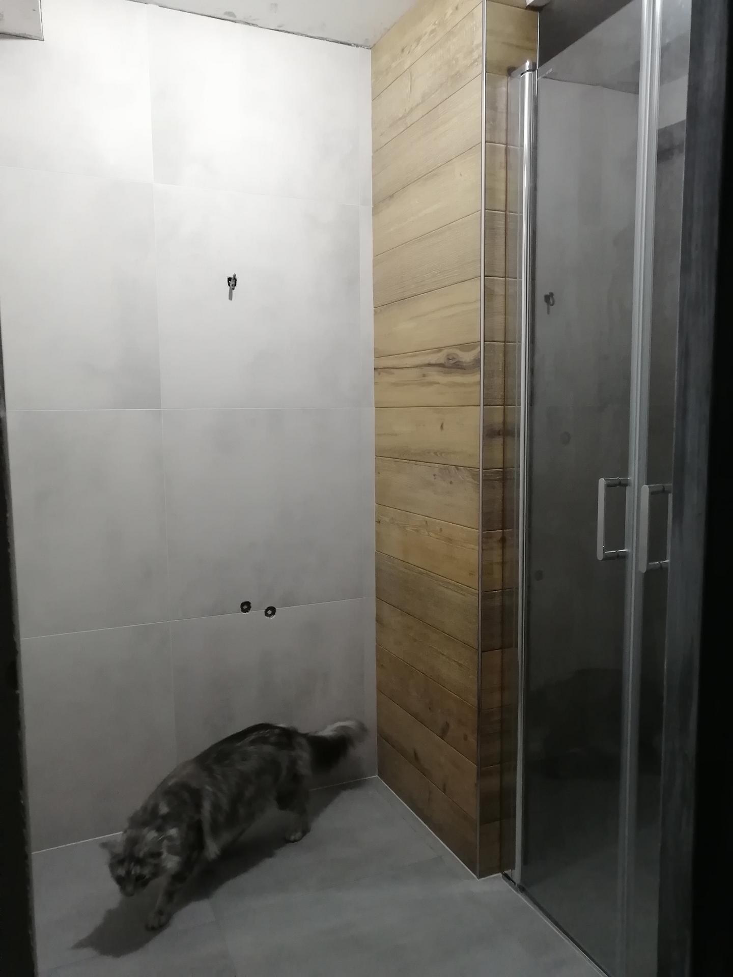 Rekonstrukce koupelny - Obrázek č. 15