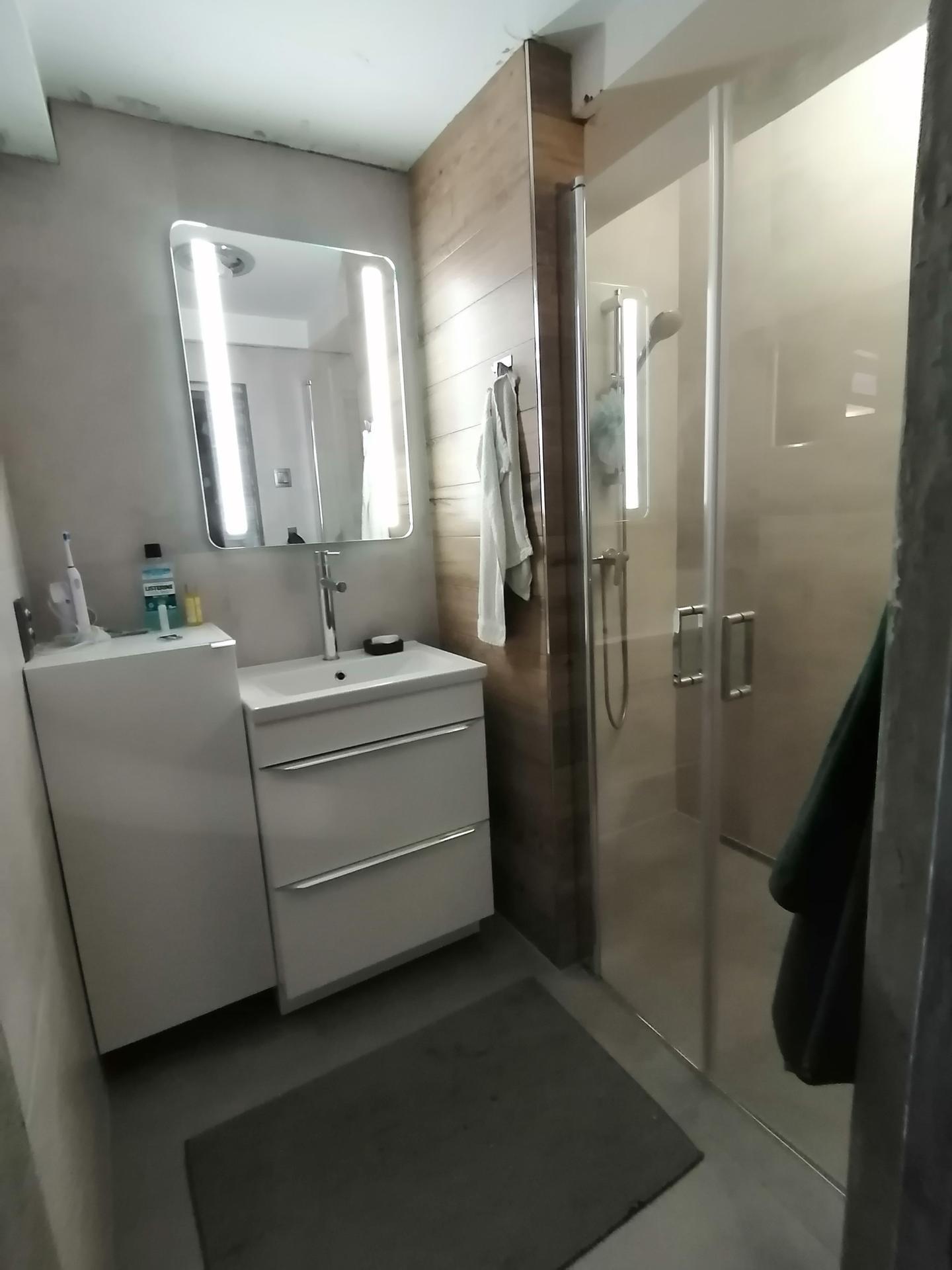 Rekonstrukce koupelny - Obrázek č. 17