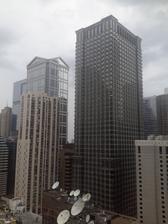 Fotím z.21.patra protějšího mrakodrapu
