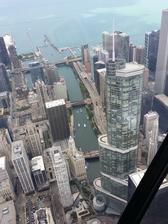 Nejkrásnější pohled na svět je prý ze sedla koně,já říkám z okénka helikoptéry.