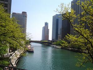 Řeka Chicago