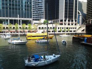 Na řece Chicago
